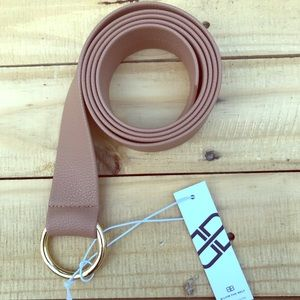 *New* B-Low the Belt in Tan